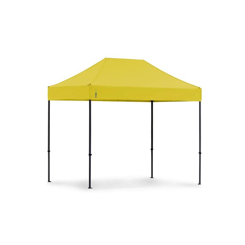 tentastic pro faltpavillon 2x3 m gelb. Black Bedroom Furniture Sets. Home Design Ideas