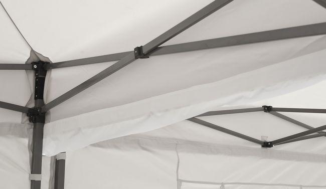 tentastic pro faltpavillon 2x3 m wei. Black Bedroom Furniture Sets. Home Design Ideas